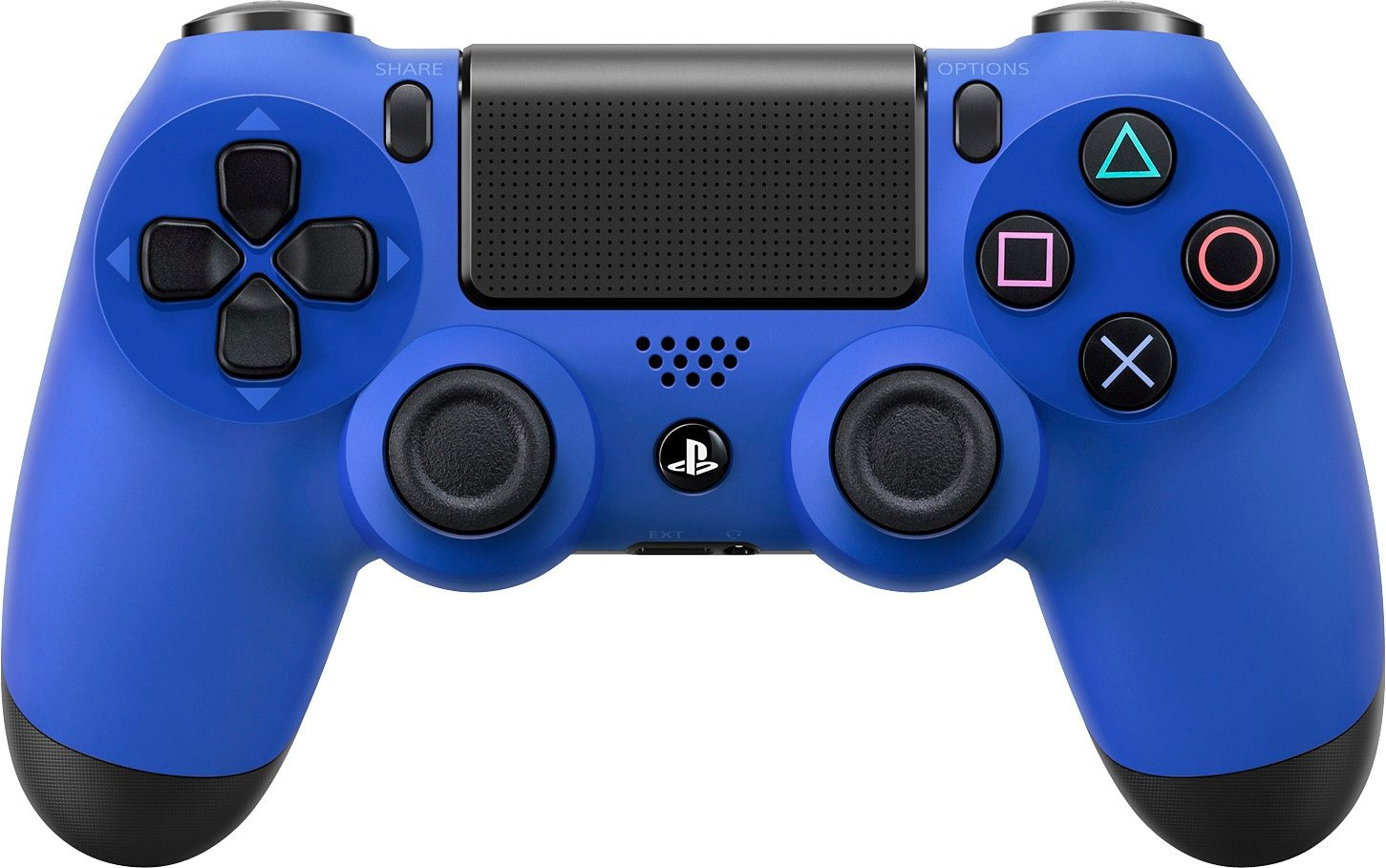 PS4 Dualshock 4 Wireless Controller, blau