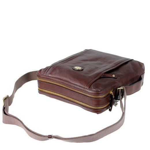 The Bridge San Lorenzo Shoulder Bag Messenger Leather 29 Cm