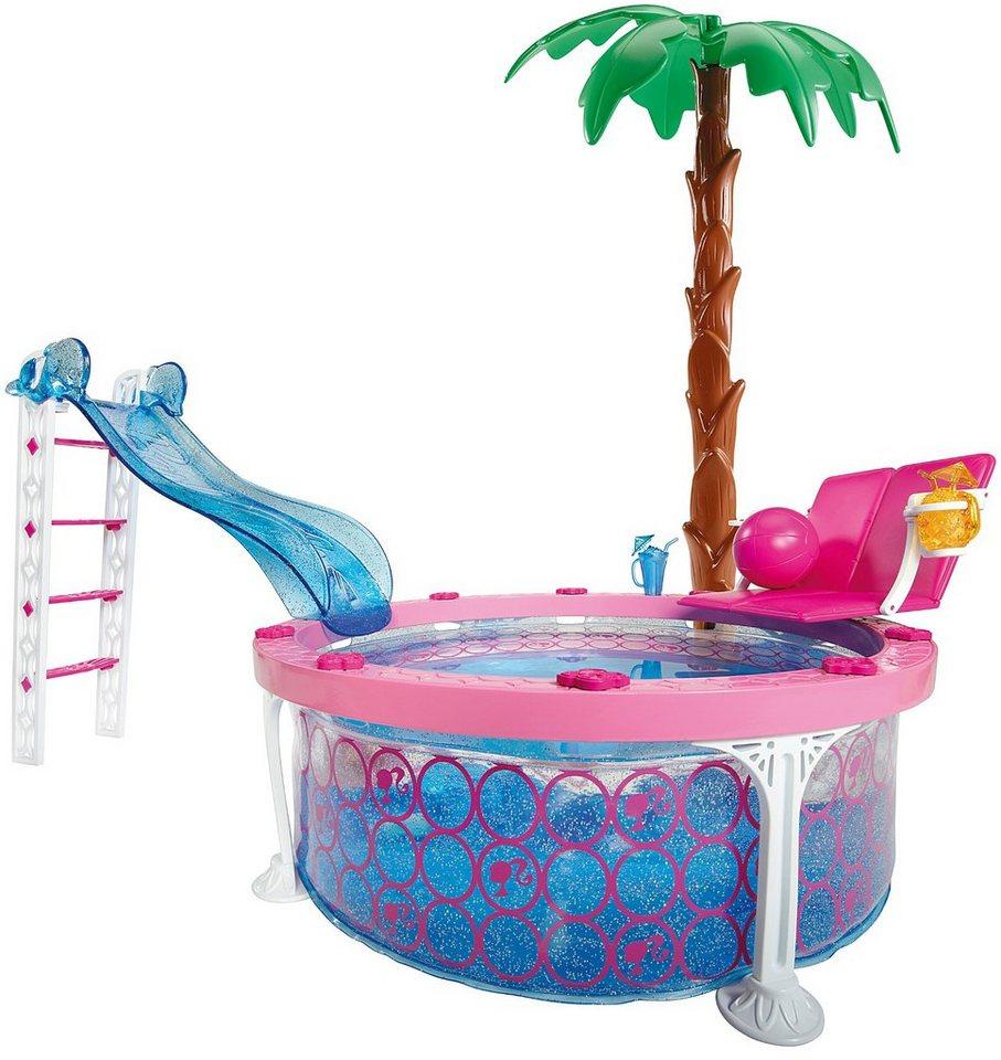Mattel Barbie Glam Pool