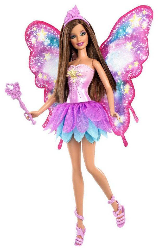 Mattel Barbie Schmetterlingsfee Teresa