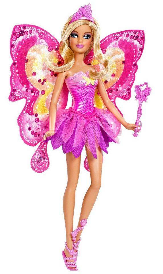 Mattel Schmetterlingsfee Barbie