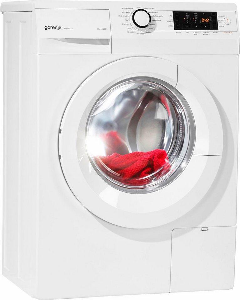 GORENJE Waschmaschine WAS649 A+++, A+++, 6 kg, 1400 U/Min - Preisvergleich