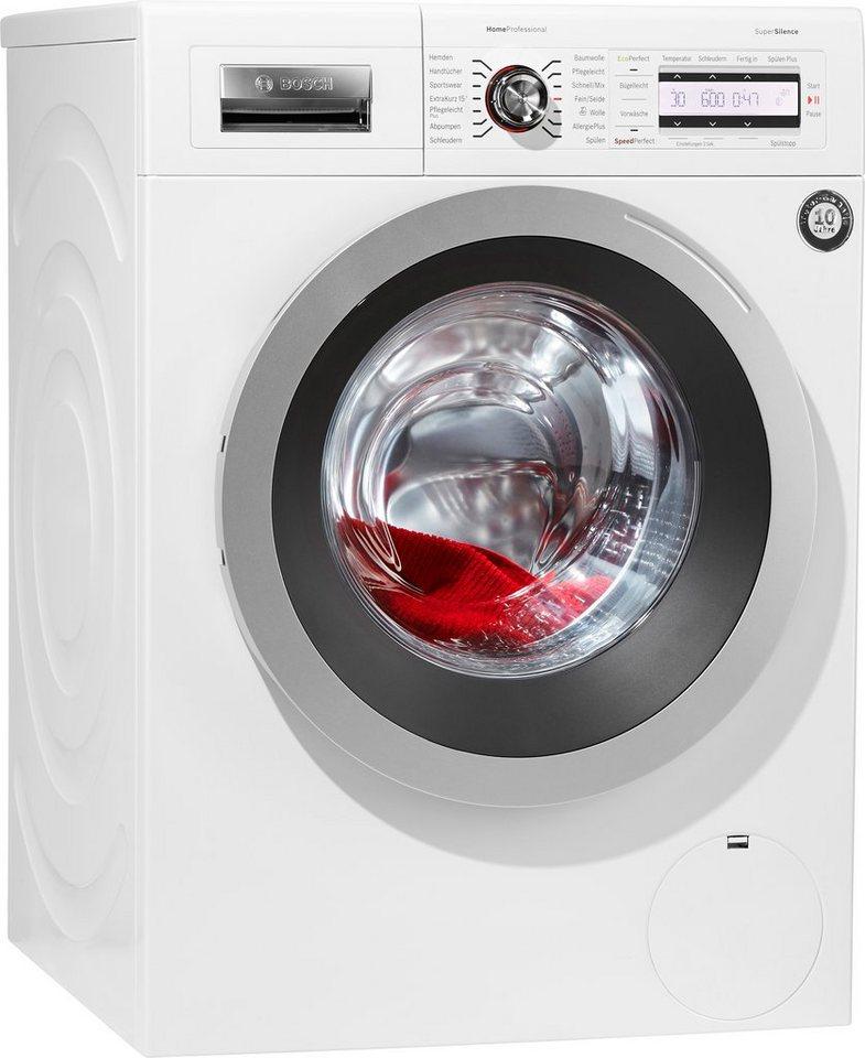 bosch waschmaschine way2854d a 8 kg 1400 u min online kaufen otto. Black Bedroom Furniture Sets. Home Design Ideas