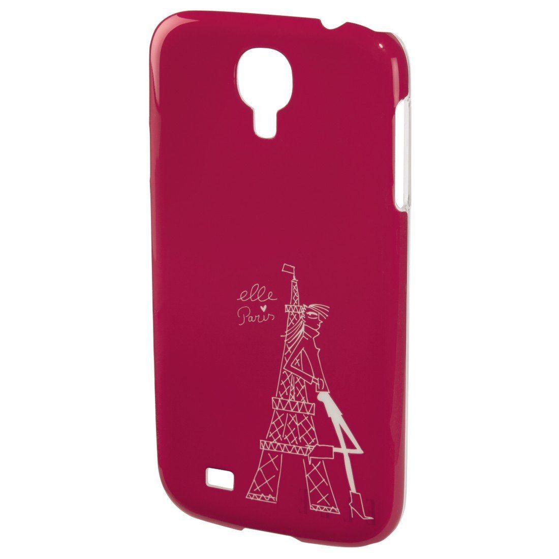 ELLE Handy-Cover Tour Eiffel für Samsung Galaxy S 4 mini, Pink