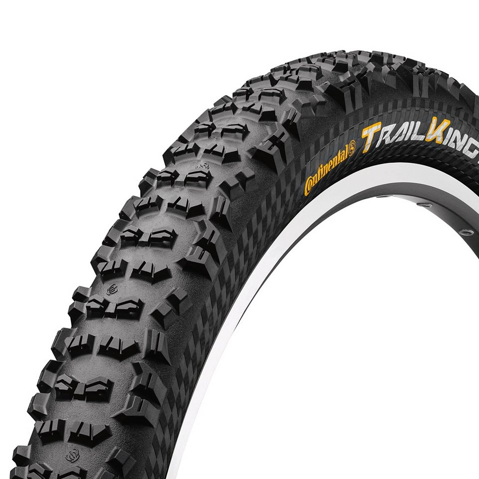 Continental Fahrradreifen »Trail King ProTection Apex 26 x 2.4 faltbar«