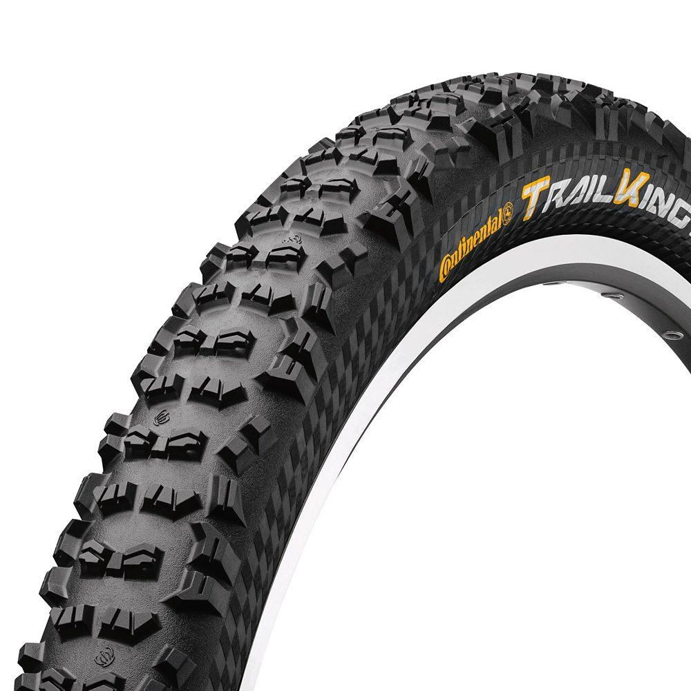 Continental Fahrradreifen »Trail King 55-559 ProT faltbar schwarz«