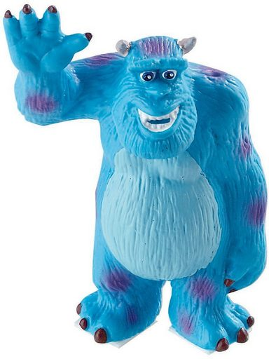 bullyland comicwelt walt disney monster ag spielfigur sulley online kaufen otto. Black Bedroom Furniture Sets. Home Design Ideas
