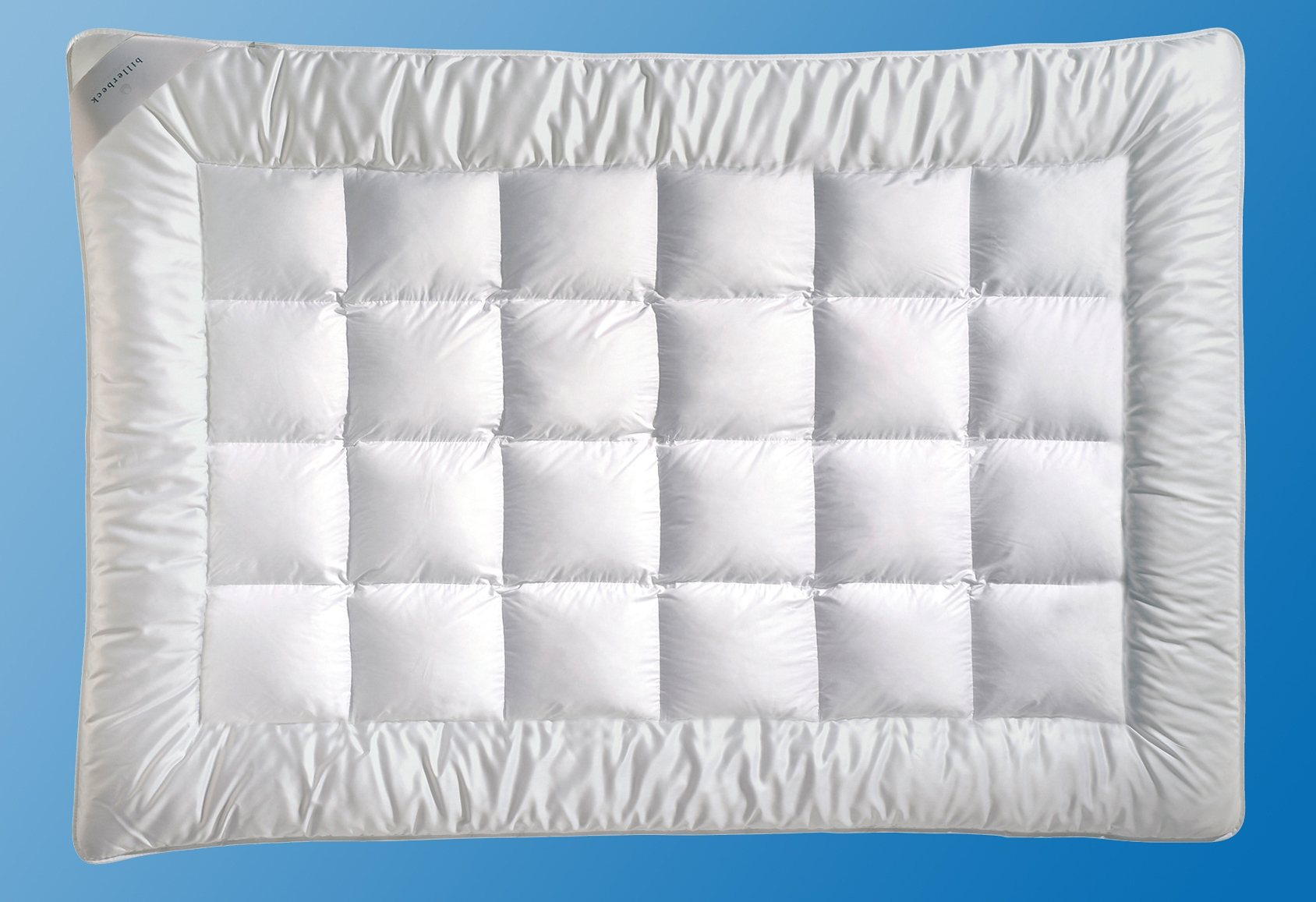 Microfaserbettdecke, »Pamina Uno«, billerbeck, normal, (1-tlg) | Heimtextilien > Decken und Kissen > Bettdecken | billerbeck
