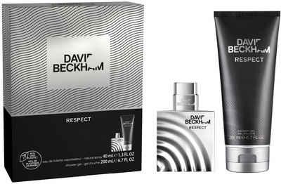 DAVID BECKHAM Duft-Set »David Beckham Respect«, 2-tlg.