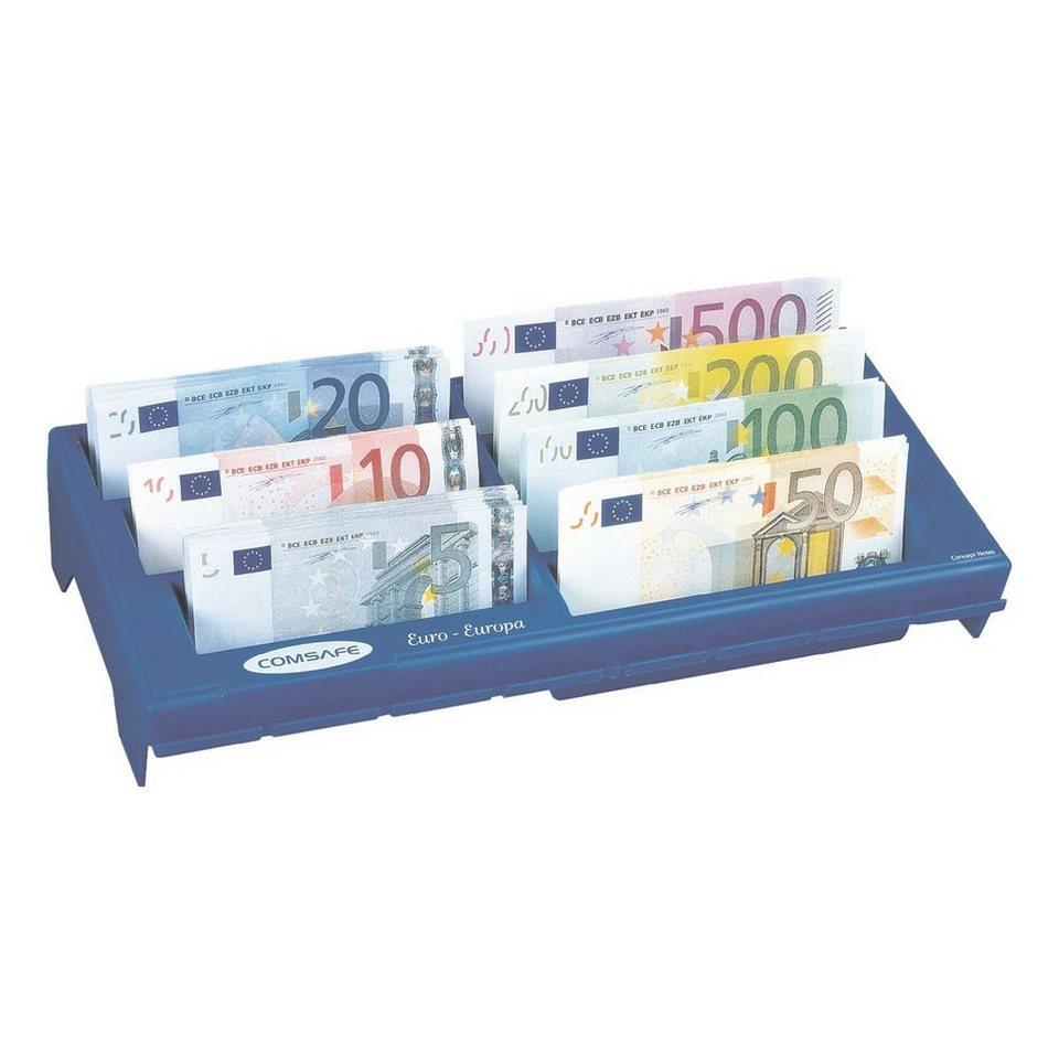 Rottner Papiergeldfach »Notes« in blau