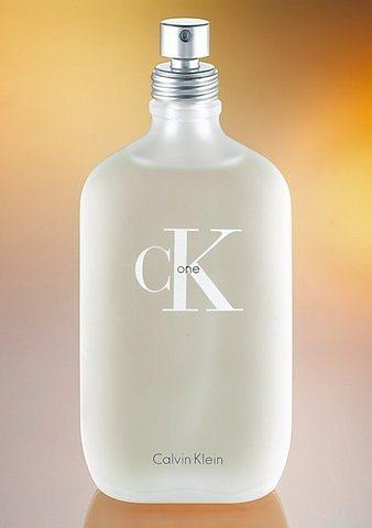 Calvin Klein, »cK one«, Eau de Toilette