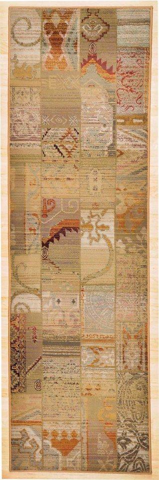 Läufer, Oriental Weavers, »Gabiro 5504«, Melange-Effekt, gewebt in beige