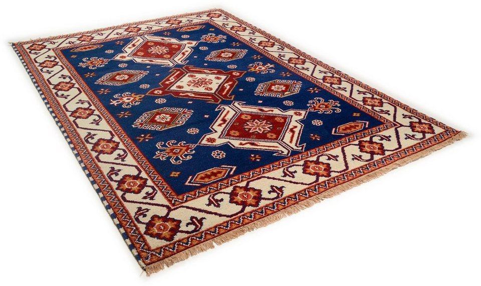 orient teppich theko kazak imperial 4 kg m 75 000 knoten m handgekn pft reine schurwolle. Black Bedroom Furniture Sets. Home Design Ideas