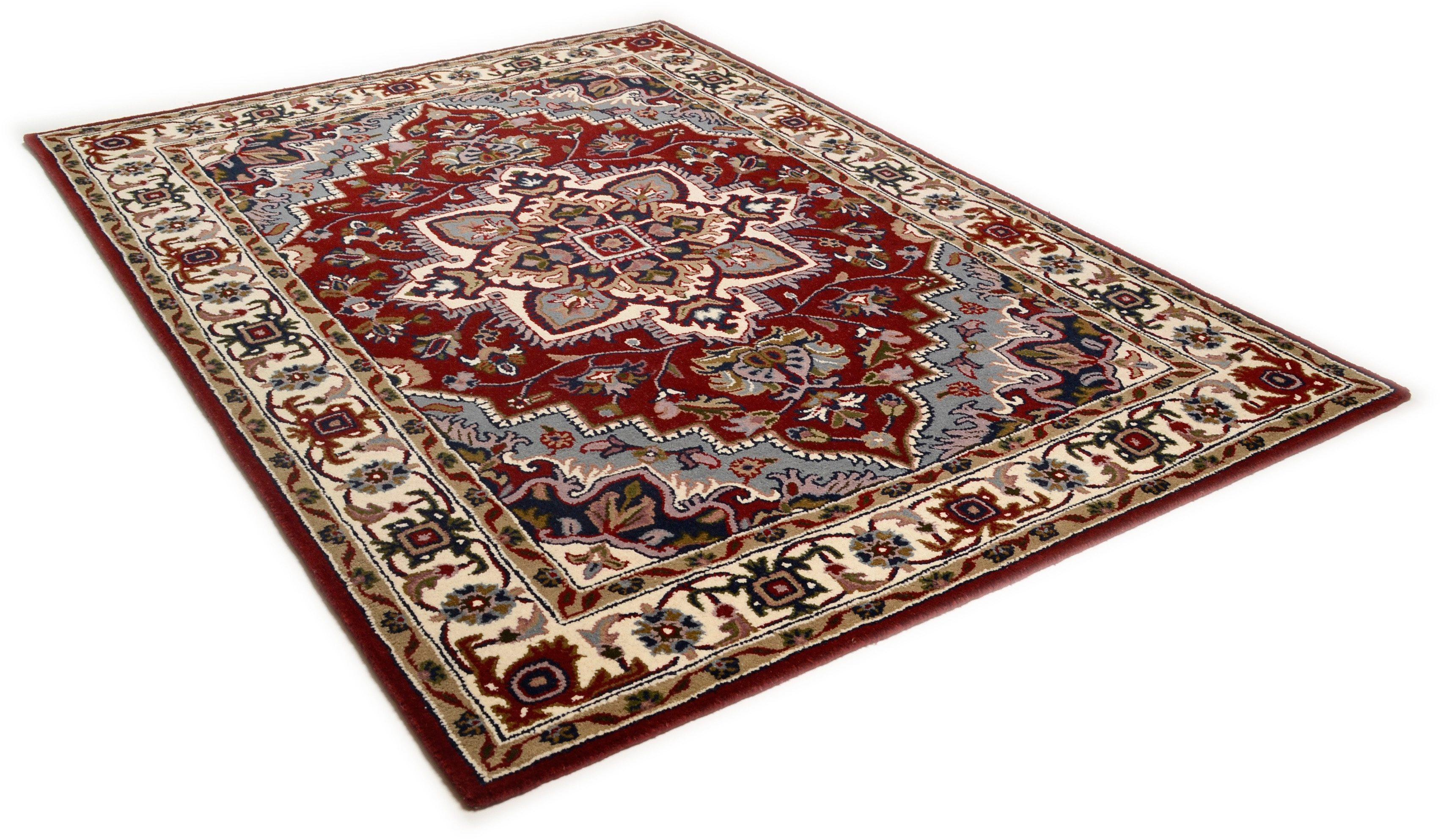 Runder teppich aus wolle online kaufen otto