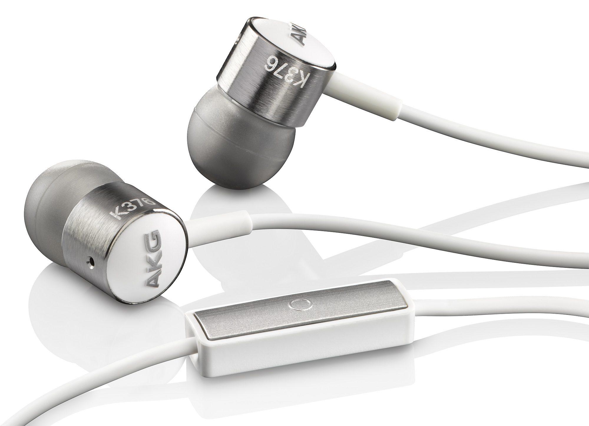 AKG In Ear Kopfhörer »K 376 weiß«