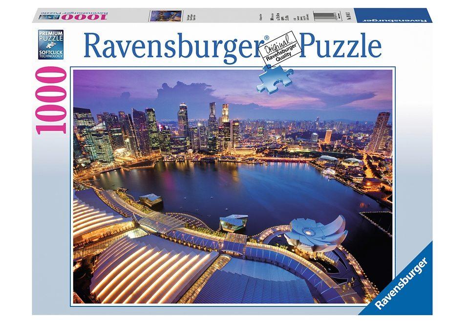 Ravensburger Puzzle 1000 Teile, »Skyline Singapore«