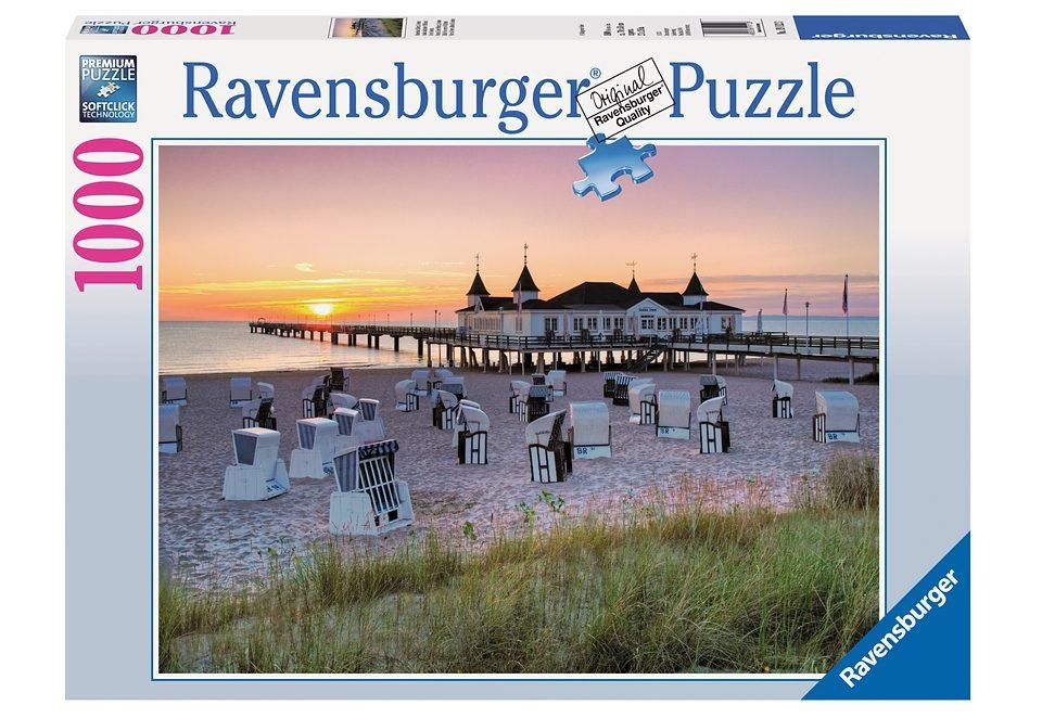 Ravensburger Puzzle 1000 Teile, »Ostseebad Ahlbeck, Usedom«