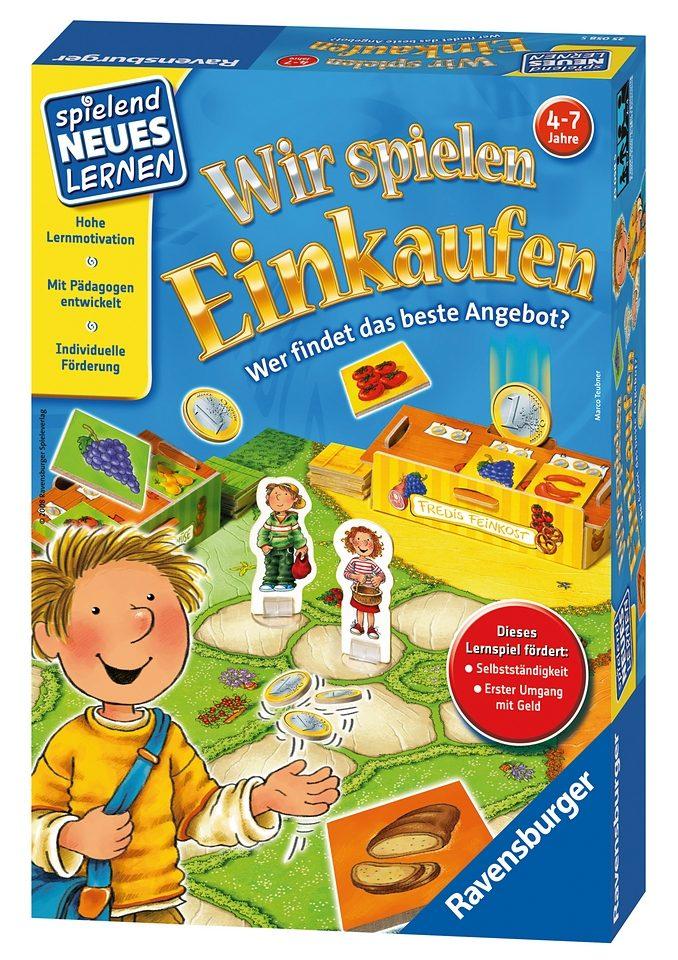 Ravensburger Sammel-Spiel, »Wir spielen Einkaufen«