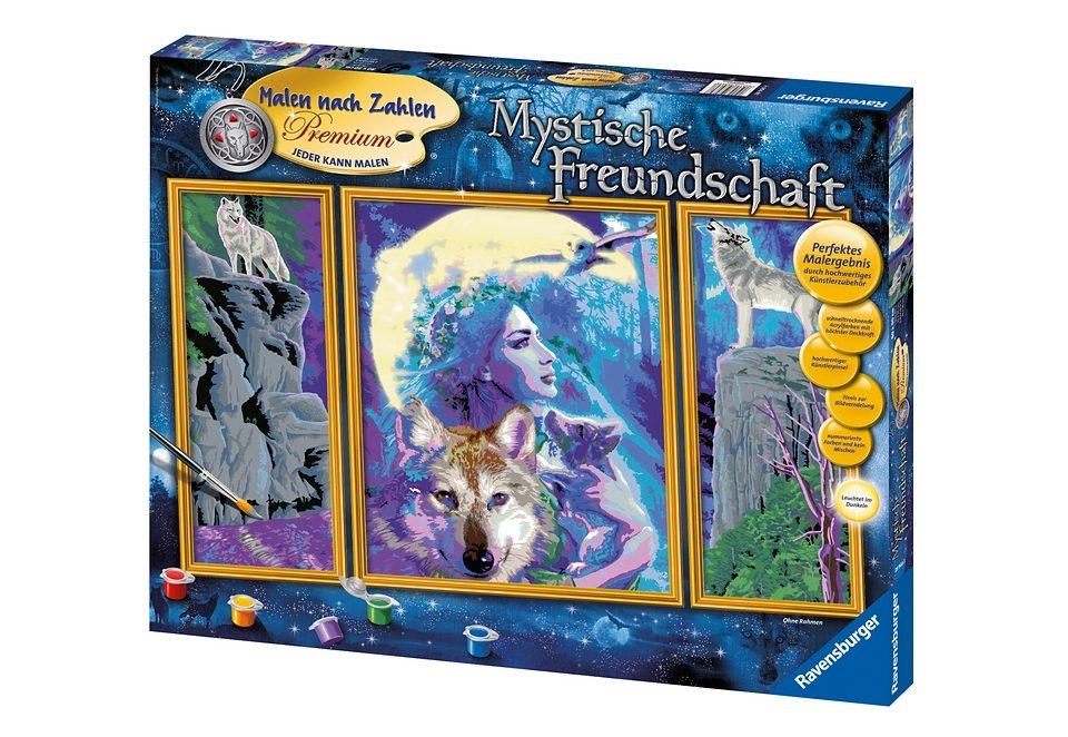 Ravensburger Malen nach Zahlen, »Mystische Freundschaft«