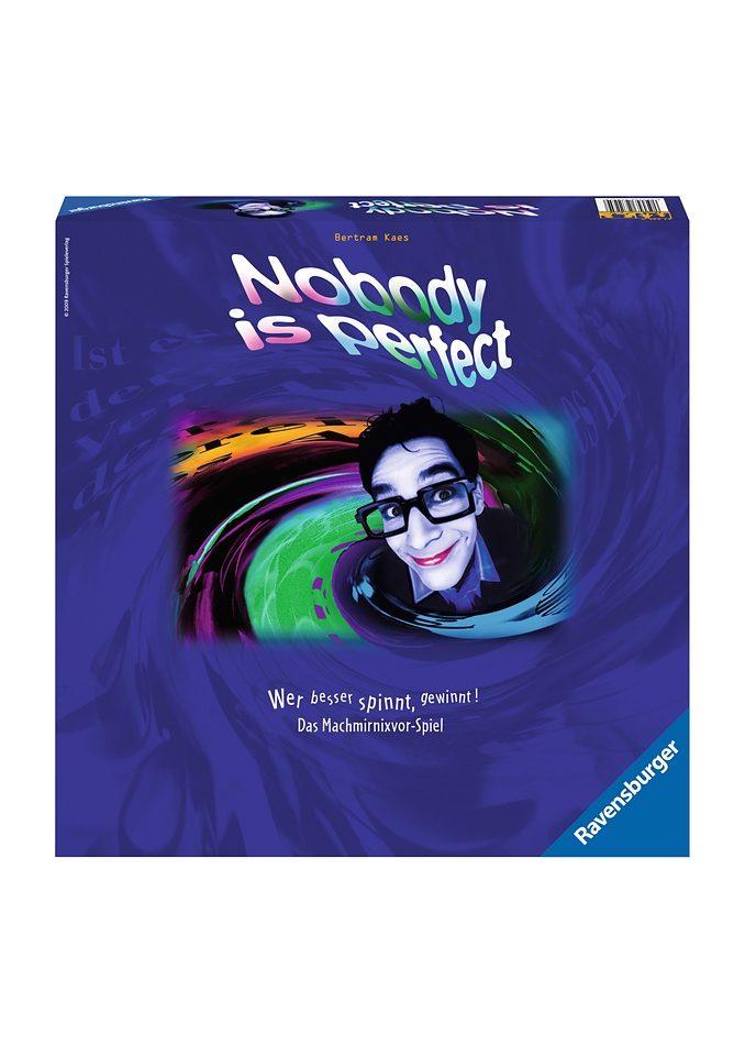 Ravensburger Erwachsenen-Spiel, »Nobody is perfect«