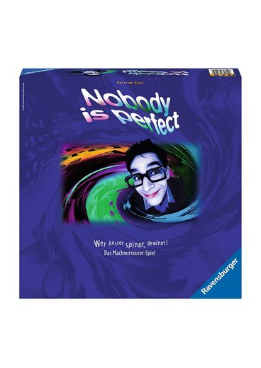 Ravensburger Spiel, »Nobody is perfect«