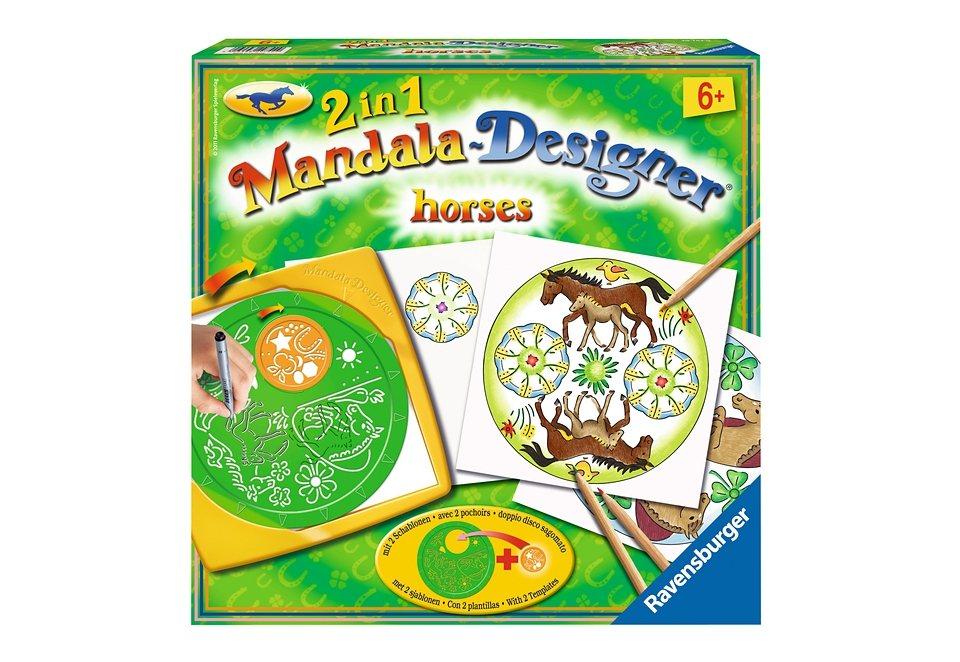 Ravensburger Mandala-Designer®, »Horses«