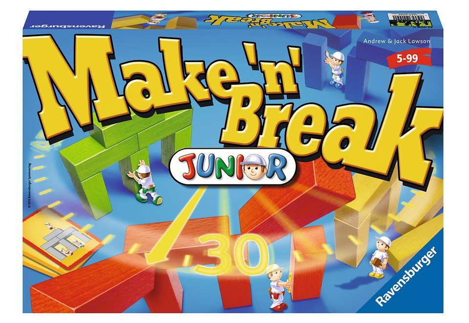 Ravensburger Spiel, »Make`n`Break«