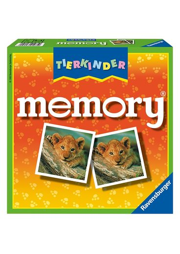 Ravensburger Spiel, »Tierkinder memory®«, Made in Europe