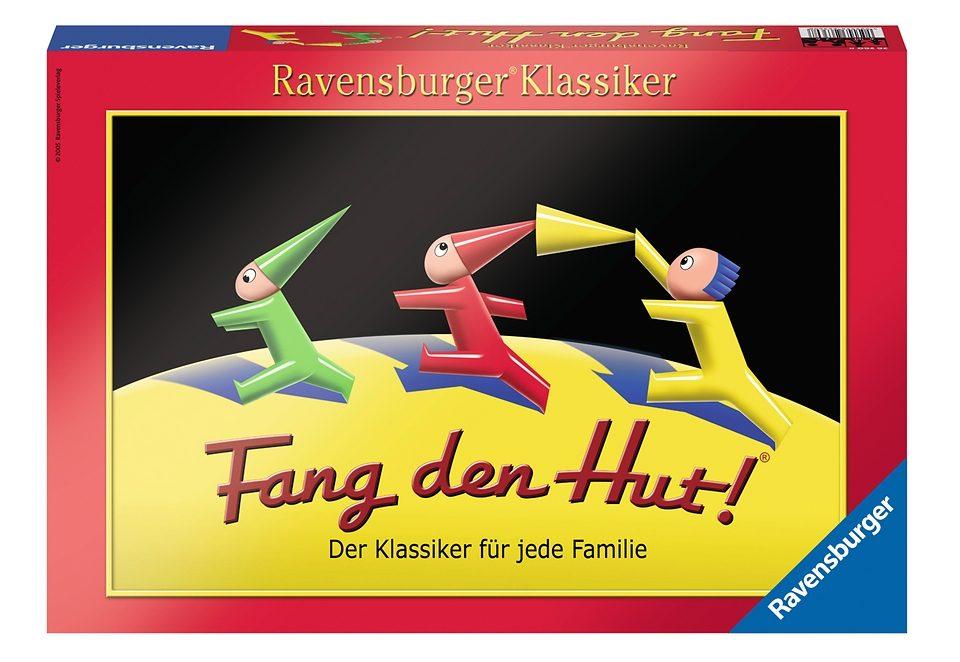 Ravensburger Würfelspiel, »Fang den Hut®«