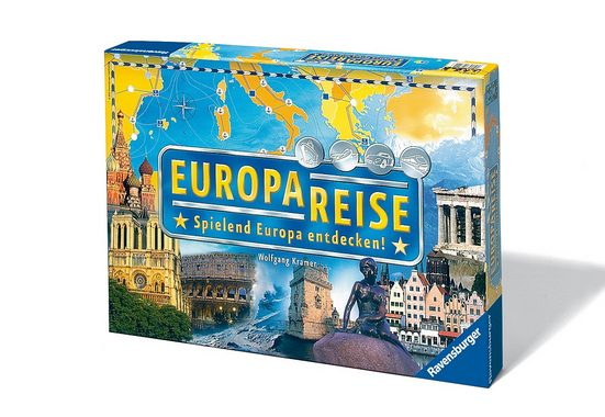 Ravensburger Spiel, »Europareise«