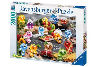 Ravensburger Puzzle »Gelini - Küche, Kochen, Leidenschaft«, 2000 Puzzleteile, Made in Germany, FSC® - schützt Wald - weltweit