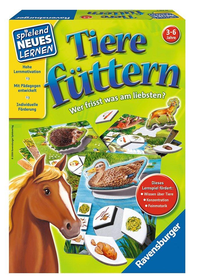 Ravensburger Sammel-Spiel, »Tiere füttern«