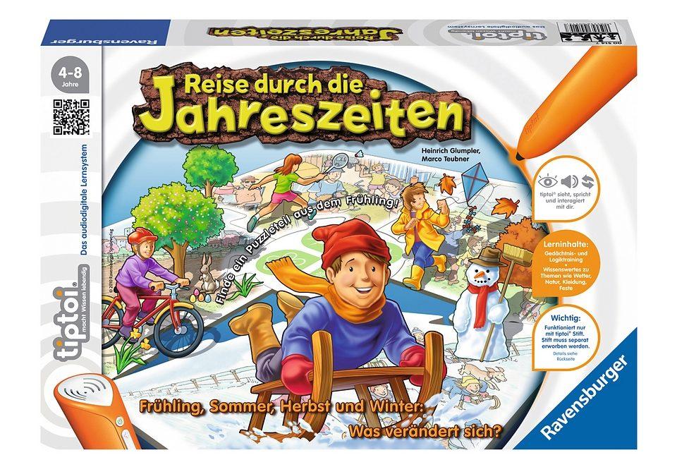 Ravensburger Spiel, tiptoi®, »Reise durch die Jahreszeit«