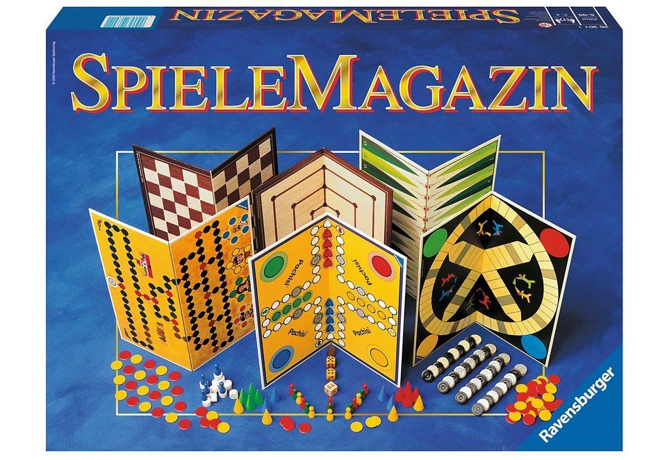 Ravensburger Spielesammlung, »Spielemagazin«