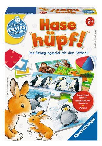 "RAVENSBURGER Spiel ""Hase hüpf!"""