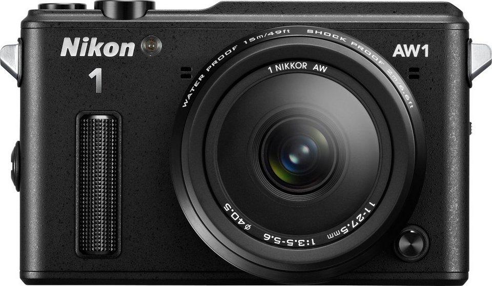 Nikon N1 Aw1 System Kamera Nikkor Aw 11 27 5 Zoom 14 2