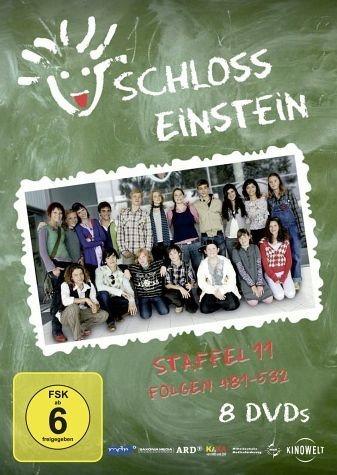 DVD »Schloss Einstein - Die neuen Folgen (8 DVDs)«