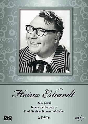 DVD »Heinz Erhardt - Ach, Egon! / Immer die...«