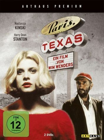 DVD »Paris, Texas (2 DVDs)«