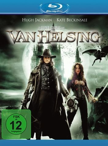 Blu-ray »Van Helsing«