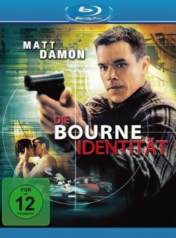Blu-ray »Die Bourne Identität«
