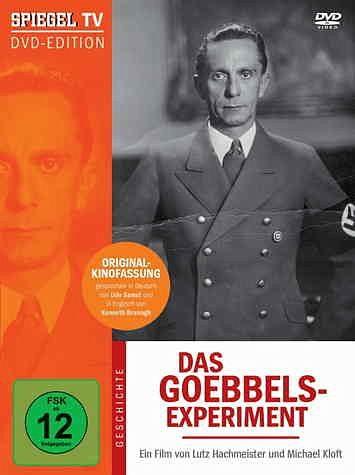 DVD »Spiegel TV - Das Goebbels-Experiment«