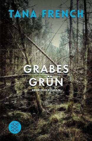 Broschiertes Buch »Grabesgrün / Mordkommission Dublin Bd.1«