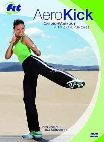 DVD »Fit for Fun - AeroKick Cardio-Workout mit...«