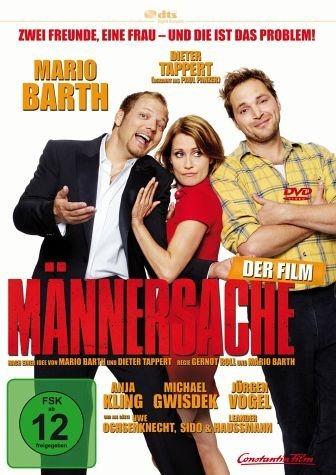 DVD »Männersache«