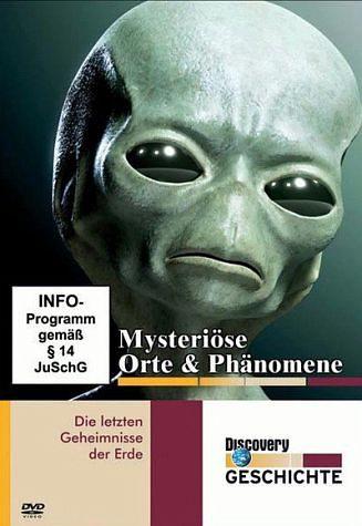 DVD »Discovery Geschichte - Mysteriöse Orte &...«