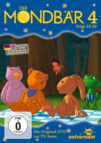 DVD »Der Mondbär 04«