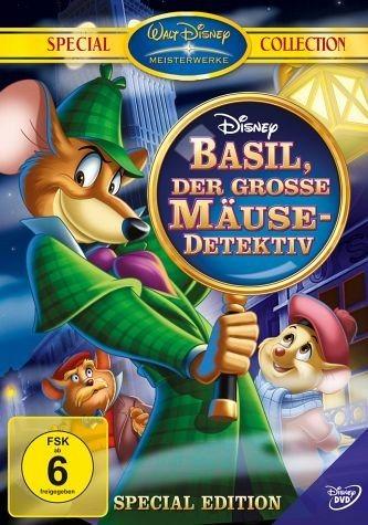DVD »Basil, der große Mäusedetektiv (Special...«