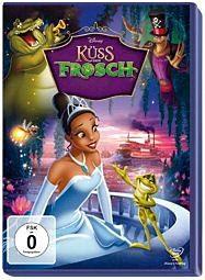 DVD »Küss den Frosch (DVD)«
