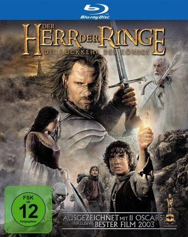 Blu-ray »Der Herr der Ringe - Die Rückkehr des Königs«